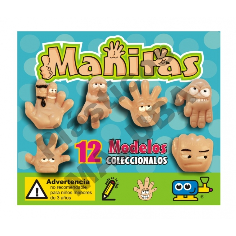 Mezcla Manitas